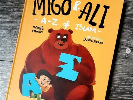 Migo and Ali - A-Z of Islam by Zanib Mian