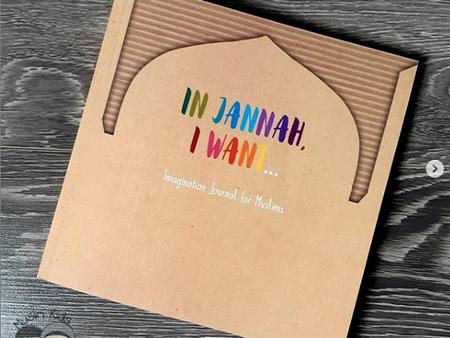 In Jannah I want... by Ayesha & Samina
