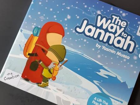 The Way to Jannah by Yasmin Musa