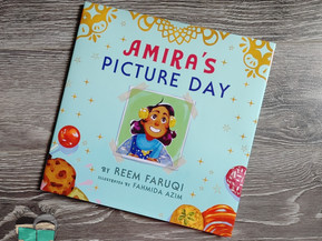 Amira's Picture Day by Reem Faruqi