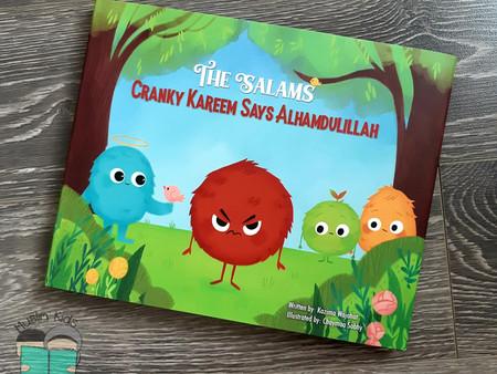 Cranky Kareem says Alhamdulilah by Kazima Wajahat