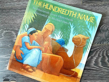 The Hundredth Name by Shulaymith Levey Oppenheim