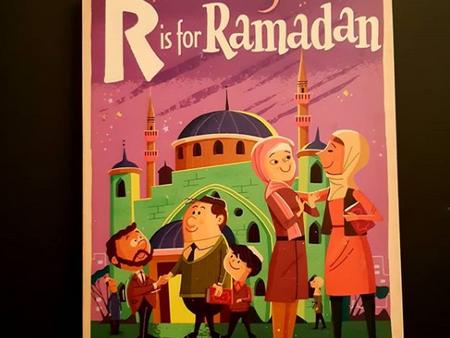 R is for Ramadan by Greg Paprocki