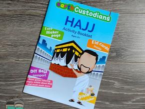 Hajj Activity Booklet by Earth Custodians