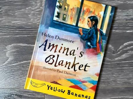 Amina's Blanket by Helen Dunmore
