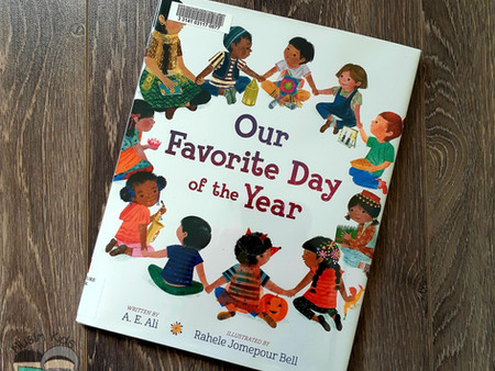 Our Favorite Day of the Year by A.E. Ali