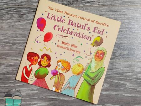 Little Batul's Eid Celebration by Munise Ulker