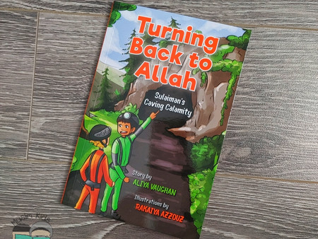 Turning Back to Allah by Aliya Vaughan