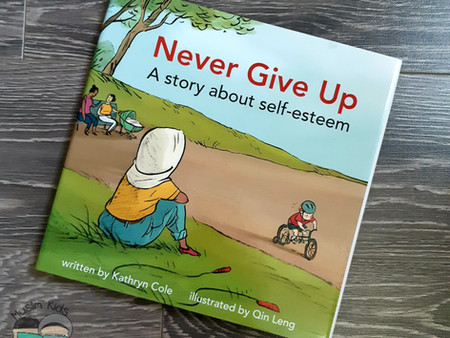 Never Give Up by Kathryn Cole