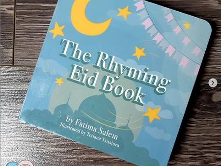 The Rhyming Eid Book by Fatima Salem