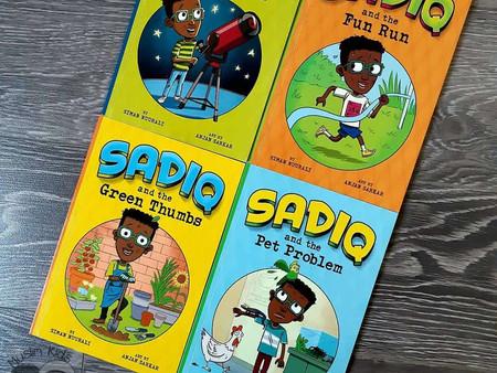 The Sadiq Series by Siman Nuurali