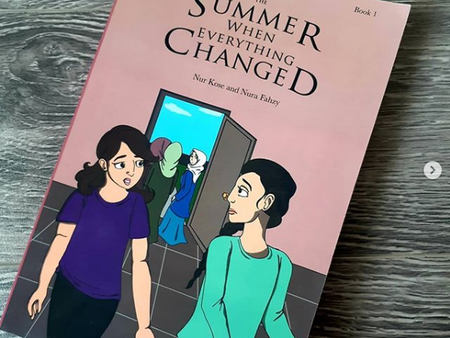 The Summer When Everything Changed by Nur Kose and Nura Fahzy