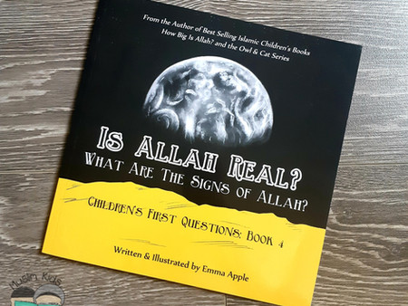 Is Allah Real? by Emma Apple