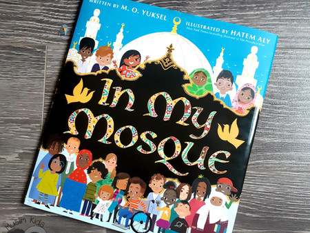 In My Mosque by M.O.Yuksel