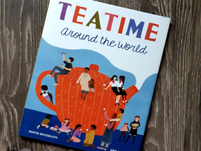 Teatime Around the World by Denyse Waissbluth