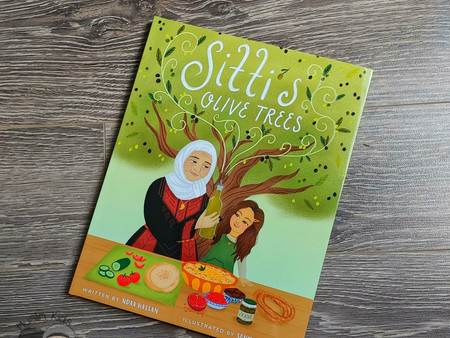 Sitti's Olive Trees
