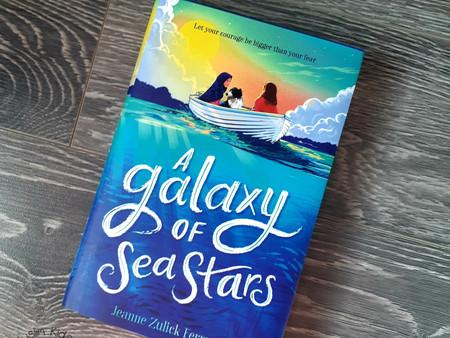 A Galaxy of Sea Stars by Jeanne Zilick Ferrulo