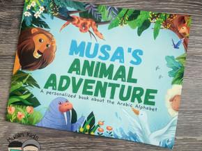 Musa's Animal Adventure by Alaa Batroukh