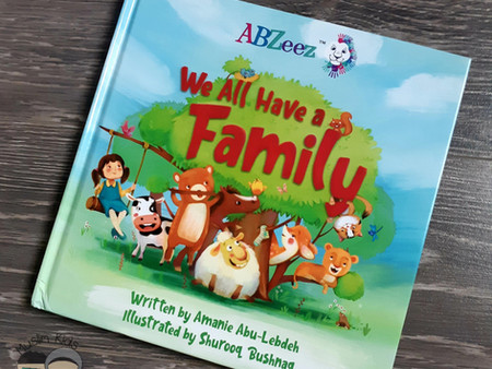 We All Have a Family by Amanie Abu-Lebdeh