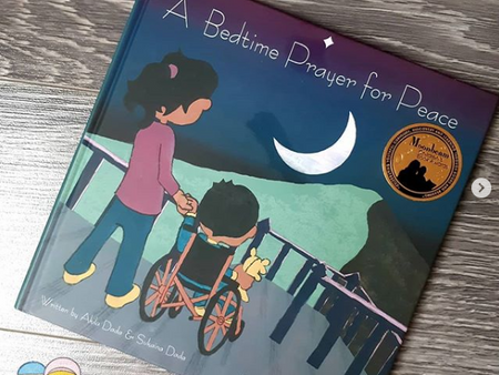 A Bedtime Prayer for Peace by Akila Dada & Sukina Dada