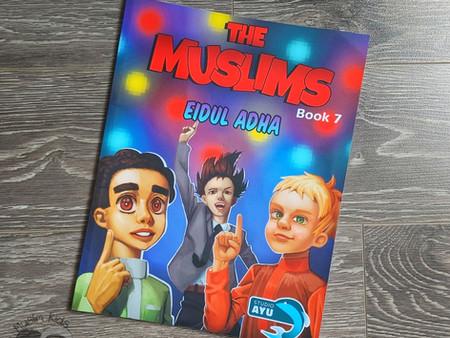The Muslims: Eidul Adha by Ahmad Philips