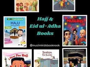 Hajj and Eid ul-Adha Books