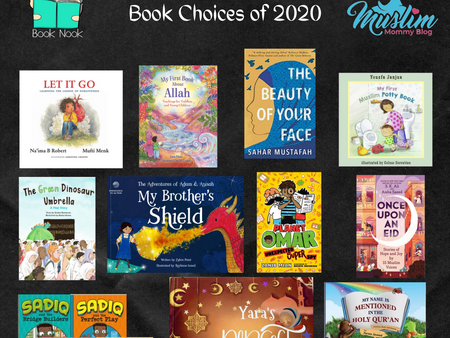 Muslimah Reviewers Top Book Choices of 2020