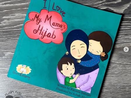 I Love my Mama's Hijab by Razaida Bahram