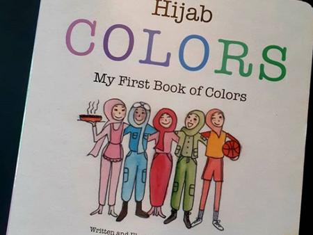 Hijab Colors by Doan Nguyen