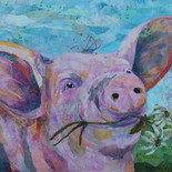 Peace the Pig