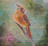 cardinal blue note