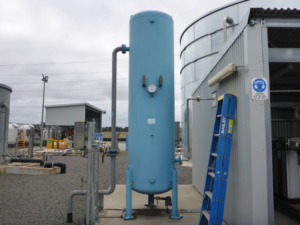 Origin Mortlake Power Station -Vertical Vessel