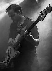 Maciej Lewandowski BASS black and white