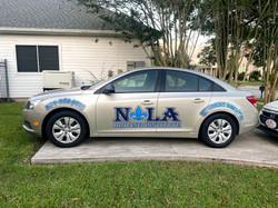 NOLA DRIVING INSTITUTE 2014 CHEVY CRUZE