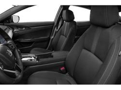 2019 Gray Honda Civic Interior 2