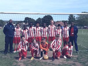 Little League Anglo/Dutch tournament (Juniors)