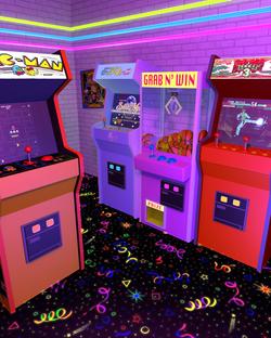 Vapor Arcade: Cinema 4D