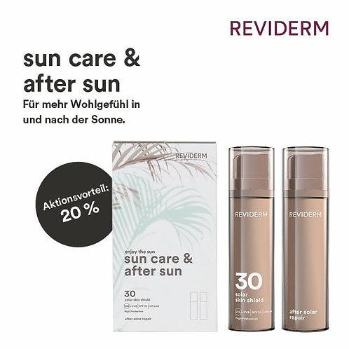 sun care & after sun set