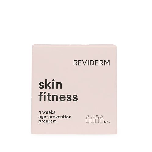skin fitness - age prevention
