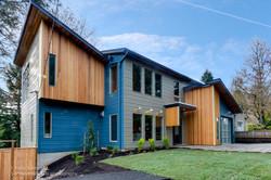 Custom Modern House Portland
