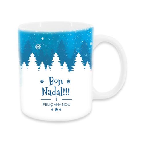 "Tassa ceràmica ""Bon Nadal"" (1)"