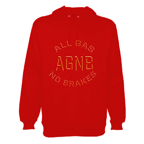 AGNB Hoodie - Red