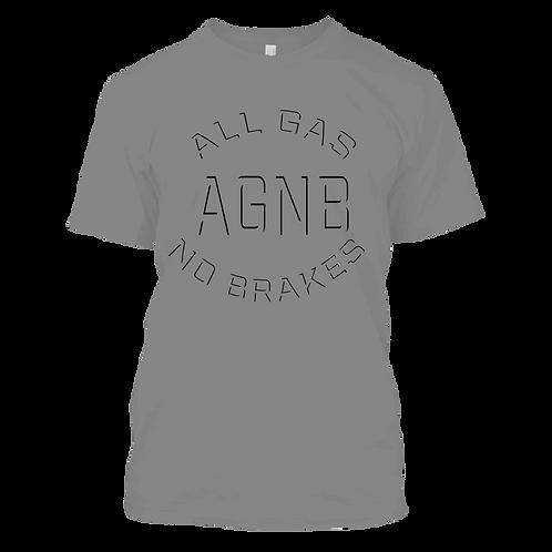 AGNB T-Shirt - Gray