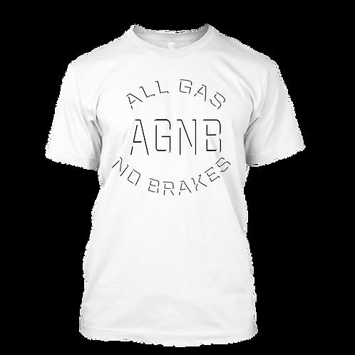 AGNB T-Shirt - White