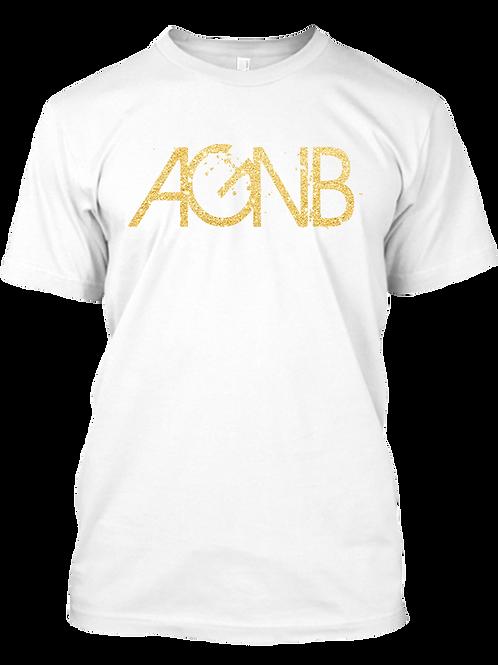 AGNB White BDay T-Shirt