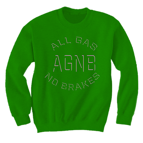 AGNB Sweater - Green