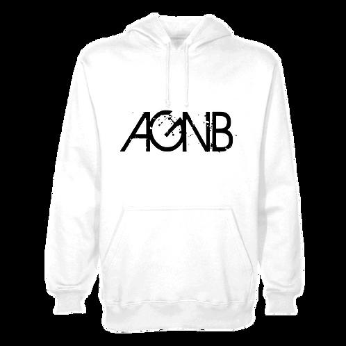 AGNB Hoodie - White