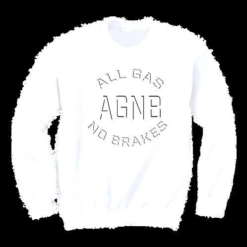 AGNB Sweater - White