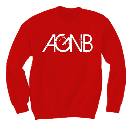 AGNB Sweater - Red