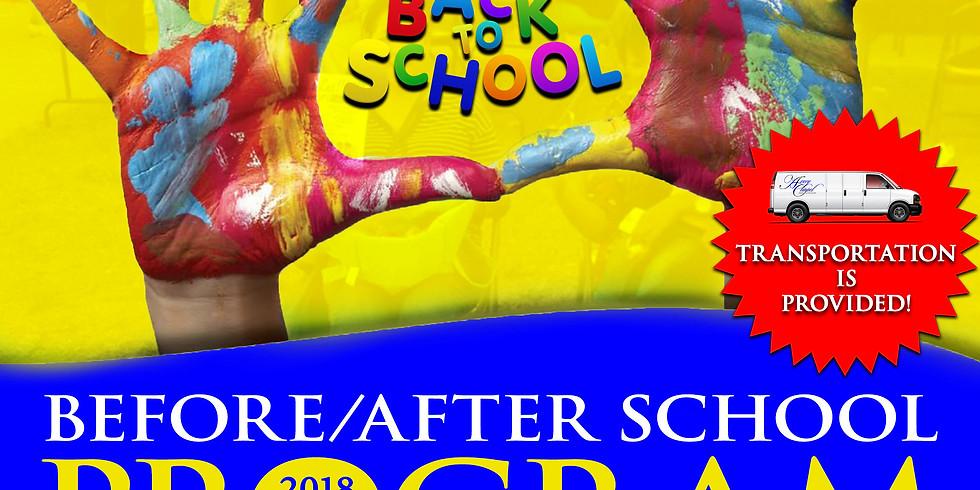 Avery Chapel Before/After School Program 2018 -2019